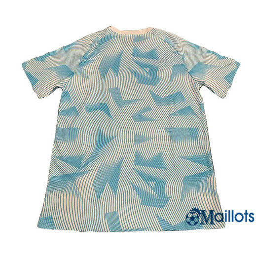 outlet boutique best service on feet at Maillot football Marseille OM training Blanc/Bleu 2019/2020 EUR 21.00 €