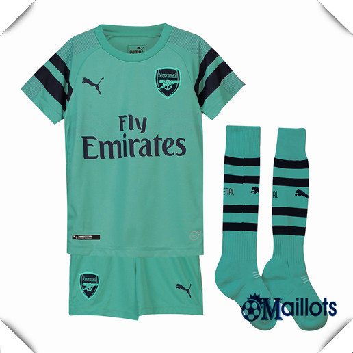 Maillot foot Arsenal Enfant Third 2018