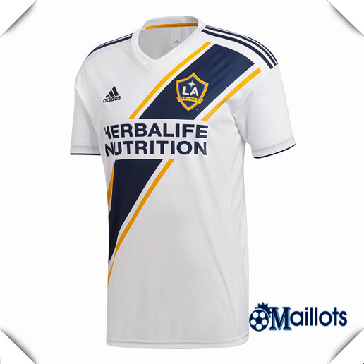 Maillot foot Galaxy Domicile 2018