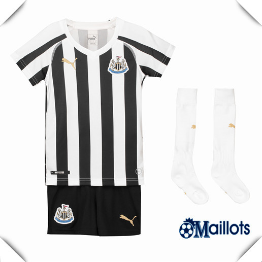 Maillot foot Newcastle United Enfant Domicile 2018