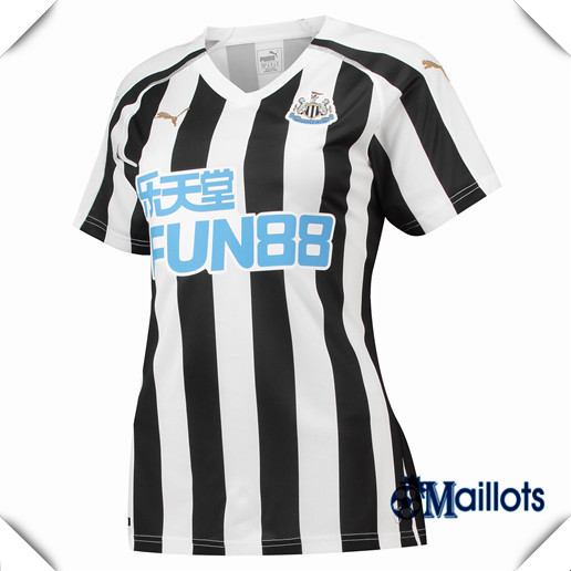 Maillot foot Newcastle United Femme Domicile 2018