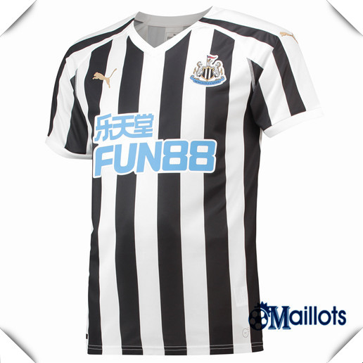 Maillot foot Newcastle United Domicile 2018