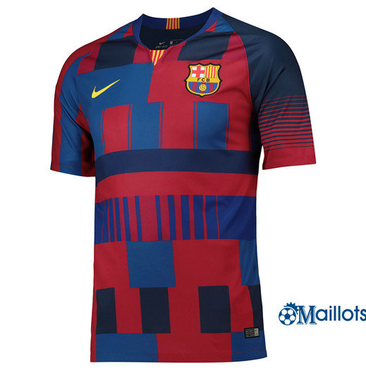 Maillot football Barcelone 20ème anniversaire
