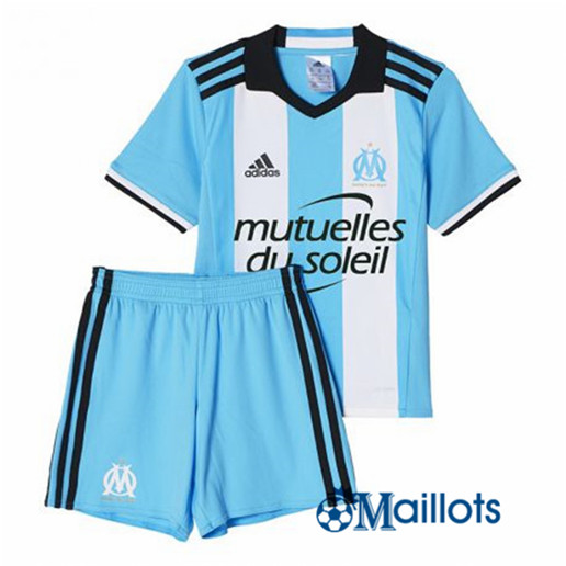 Ensemble foot Marseille Enfant Third 2016 2017
