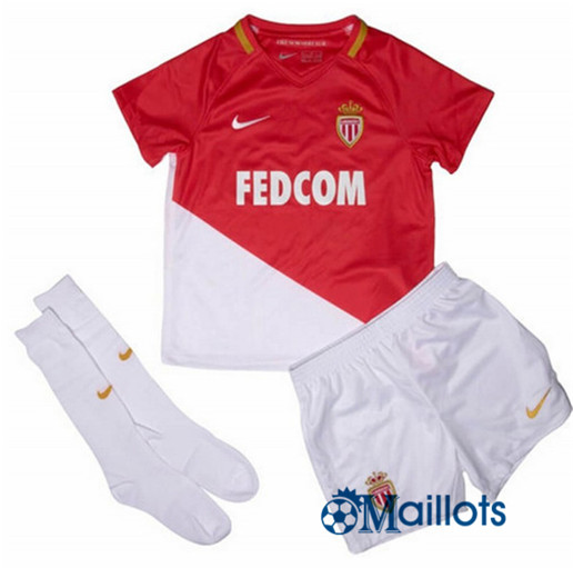 ensemble de foot AS Monaco 2018