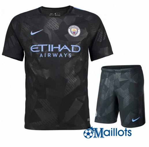 Ensemble foot Manchester City Junior Third 2017 2018