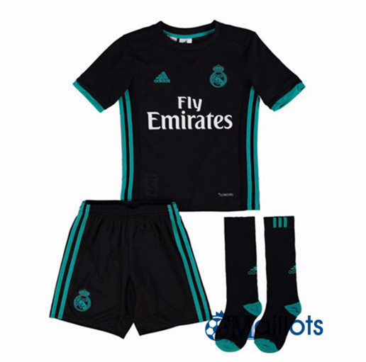 Ensemble foot Real Madrid Enfant Exterieur 2017 2018