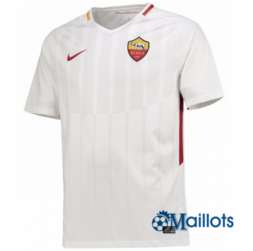 Maillot AS Roma Exterieur 2017 2018