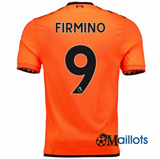 Maillot Liverpool Third FIRMINO 2017 2018