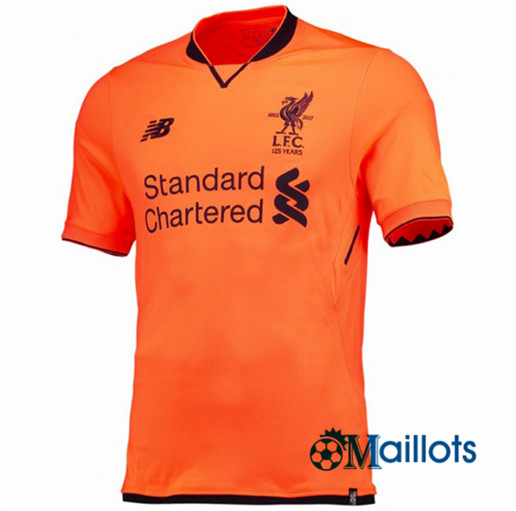 Maillot Liverpool Third 2017 2018