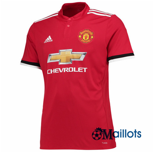Maillot Manchester United Domicile 2017 2018