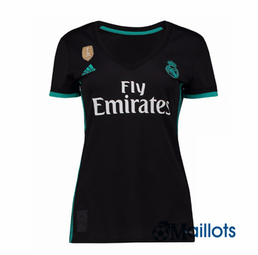 Maillot Real Madrid Femme Exterieur 2017 2018