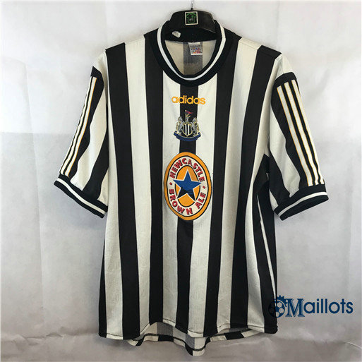 Maillot sport Vintage Newcastle United Domicile 1997-99