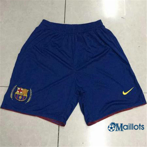 Maillot Rétro football Barcelone shorts 2006-07