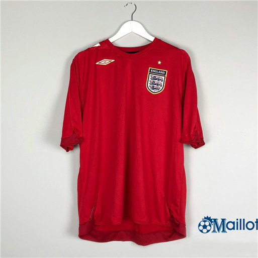Maillot Rétro foot Angleterre Exterieur 2006