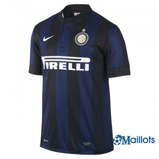 Maillot Rétro football Rouge Inter Milan Domicile 2013-14