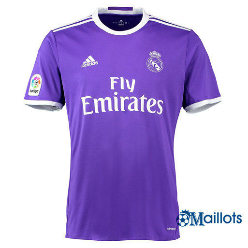 Maillot Rétro football Real Madrid Exterieur 2016-17