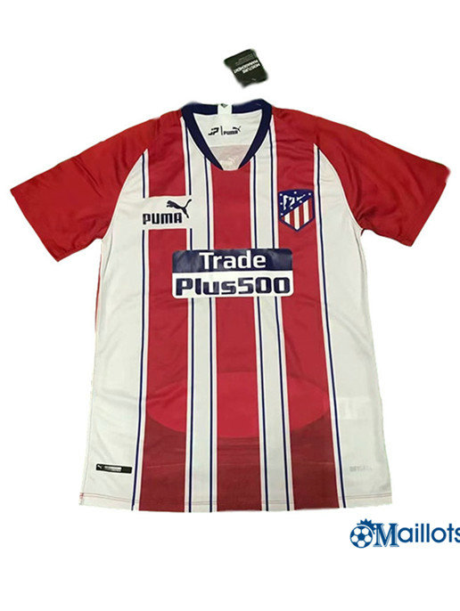 Maillot football Atletico Madrid Domicile 2019 2020