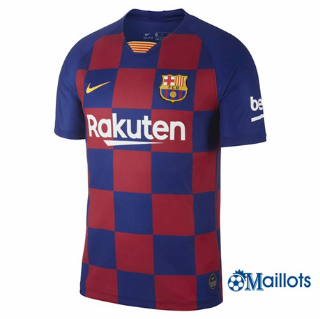 Maillot football Barcelone Domicile 2019 2020