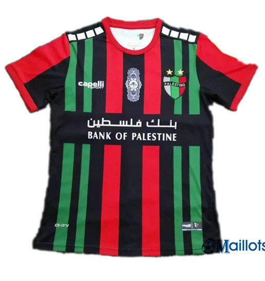 Maillot football Palestine Domicile 2019 2020 Fans