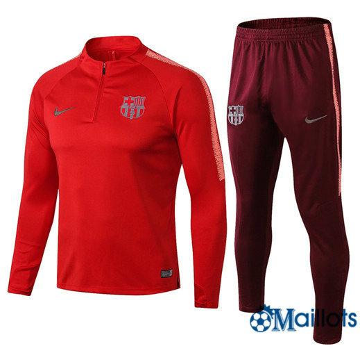 Coloriage Maillot De Foot Barcelone.Survetements Ensemble Foot Barcelone Rouge 2018 19 Eur 49 86