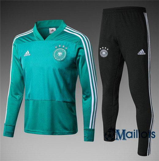 Promo Veste Survêtements foot Allemagne Thailande pas chère ... e0631e72e130