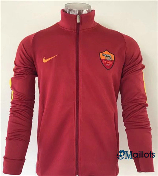 Veste Training AS Roma Rouge 2017/2018