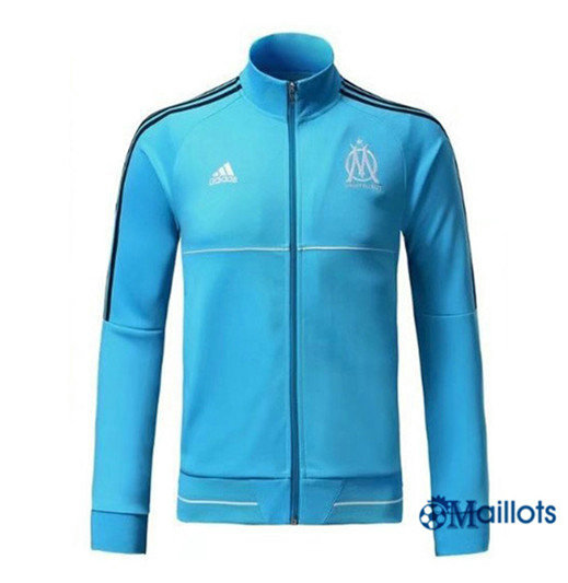 Veste Training Marseille Bleu 2017/2018