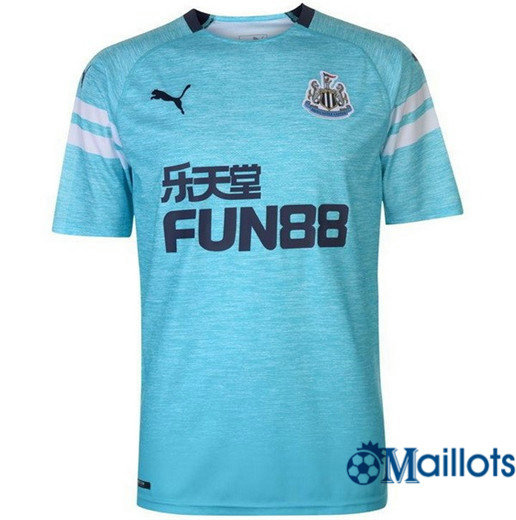 Maillot Football Newcastle United Bleu Third 2018 2019