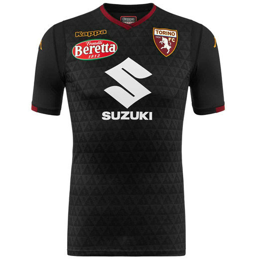 Maillot Football Torino Noirkappa Third 2018 2019