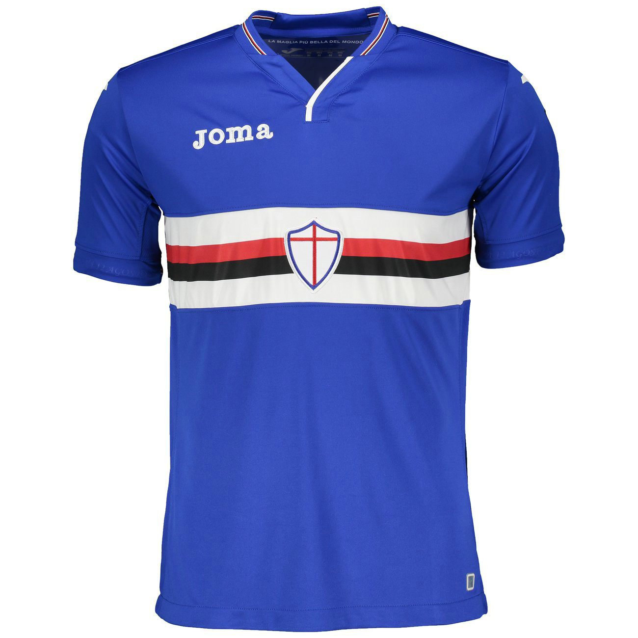 Maillot Football Sampdoria Bleu Domicile 2018 2019