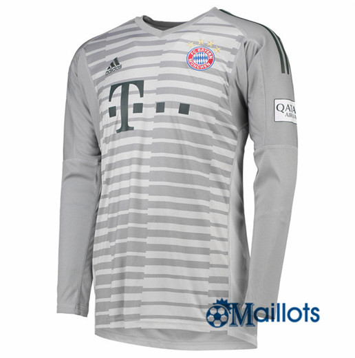 Maillot de foot Bayern Munich Domicile Goalkeeper 2018 2019