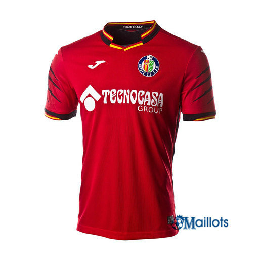 Sport Maillots Joma Getafe Rouge 2018 2019 Exterieur