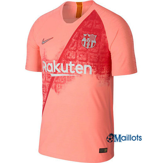 Foot Maillot sport Barcelone Rose 1819 Third