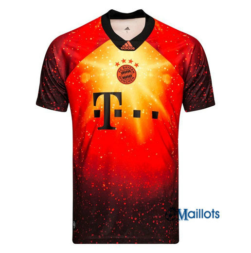 Football Maillot EA Sports Bayern Munich 2018 2019