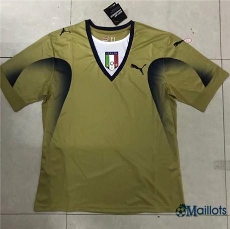 Achetés Maillot sport Vintage foot Italie Pas chèr Maillot