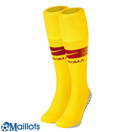 Chaussettes foot Sport AS Roma Domicile 2018 2019