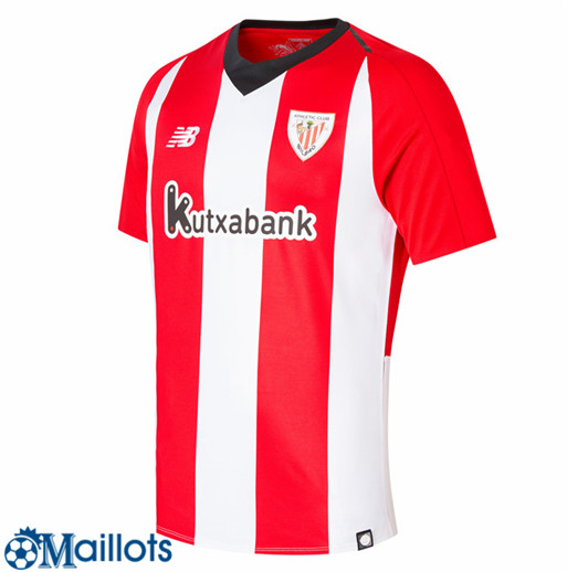 Athletic Bilbao Foot Maillot Domicile 2018 2019
