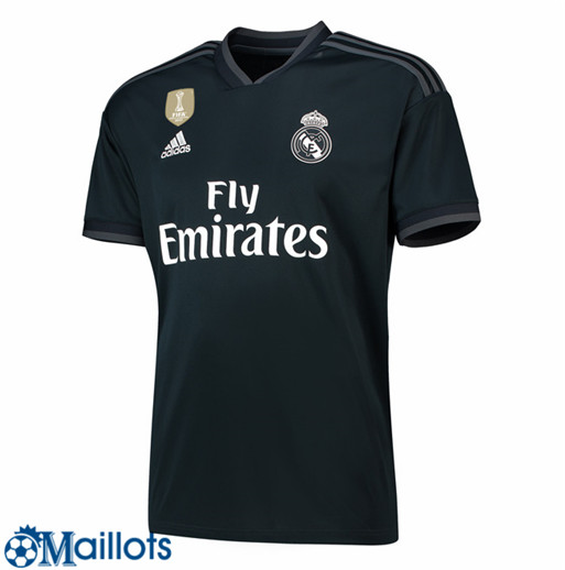 Real Madrid Foot Maillot Extérieur 2018 2019