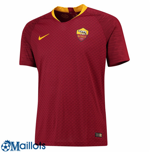 AS Roma Foot Maillot Domicile 2018 2019