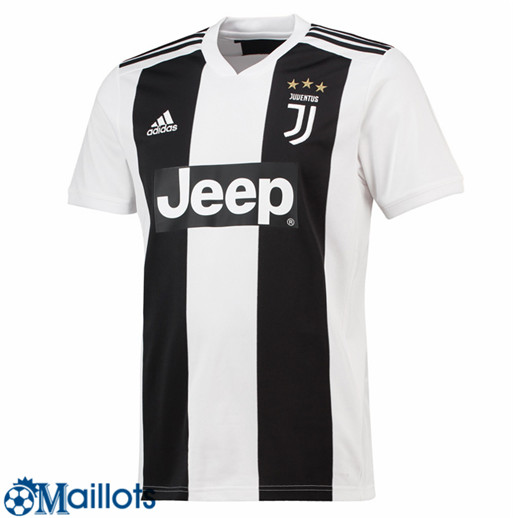 Juventus Foot Maillot Domicile 2018 2019