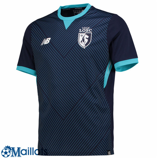 Lille Foot Maillot Third 2017 2018