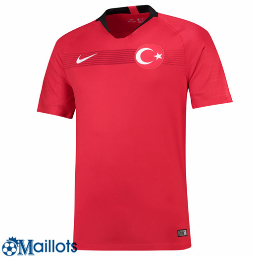 Maillot Football Turquie Domicile 2018 2019