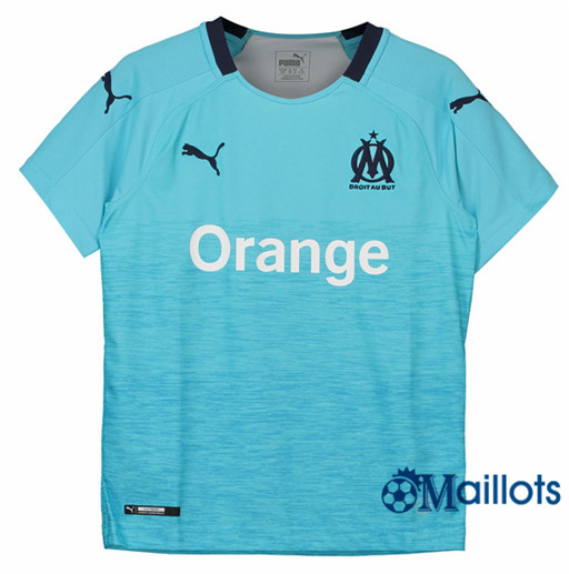 Ensemble Maillot Enfant Marseille Third 2018 2019