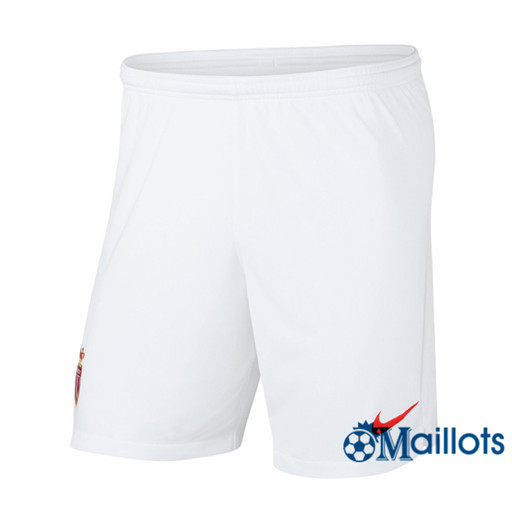 Short Maillot AS Monaco Domicile 2018 2019
