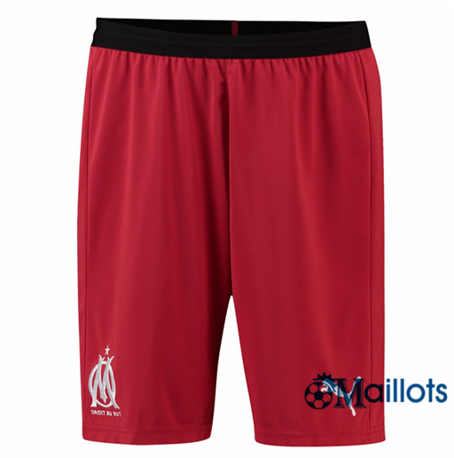 Short Maillot Marseille Domicile Goalkeeper 2018 2019