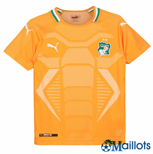 Maillot de Football Côte-d'Ivoire Junior Domicile 2018 2019