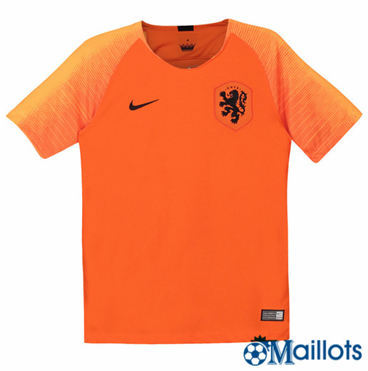 Maillot de Football Pays-Bas Junior Domicile 2018 2019