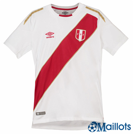 Maillot de Football Pérou Junior Domicile 2018 2019