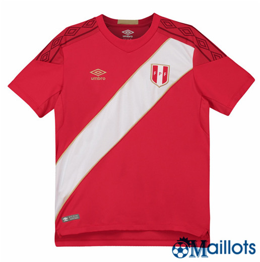 Maillot de Football Pérou Junior Exterieur 2018 2019